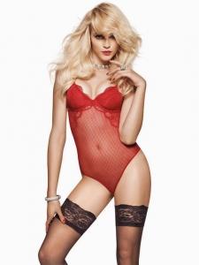 Quelle lingerie les hommes préfèrent-ils - lasenza seethrough