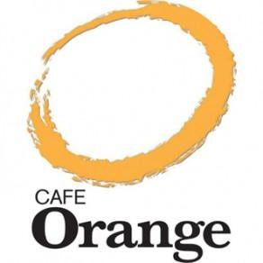Le logo du Café Orange