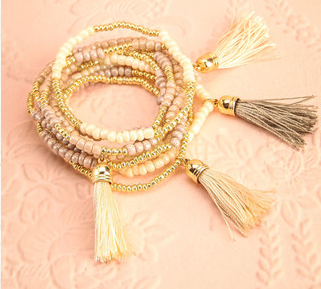 mode printemps 2016 bracelet