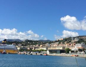 10 choses à faire en Corse - port de Bastia