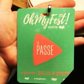OhMyfest - Festival YouTube © Kim Cayer-Roy