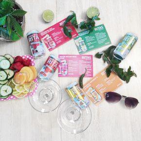 boissons d'été - Ritas