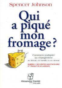 Livres motivants - Qui a piqué mon fromage par Spencer Johnson