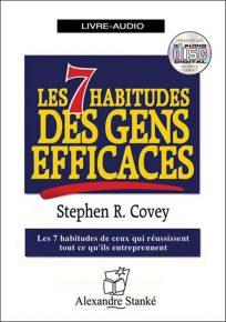 Livres motivants - Les 7 habitudes des gens efficaces par Stephen R.Covey