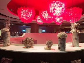 Saint-Valentin au SIX Resto Lounge - ambiance