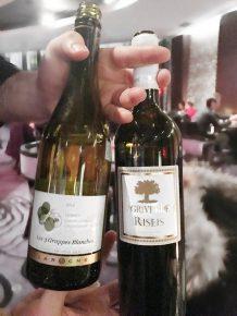menu de la saint valentin au six resto lounge vin