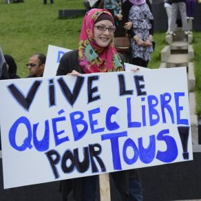 musulmans québécois