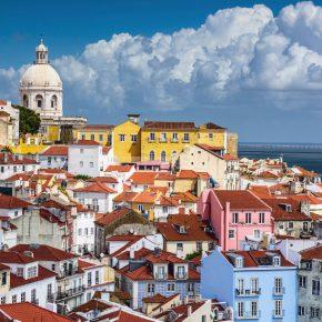 destinations soleil d'Europe - Lisbonne