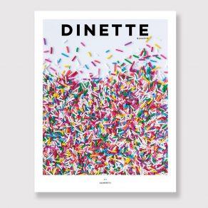 Dinette Magazine - Confetti