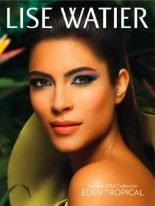 Lise-Watier-Eden-Tropical-2014