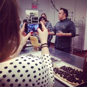Christophe Morel nous parle de sa passion; le chocolat
