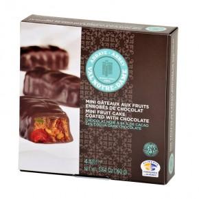 gateau aux fruits chocolat