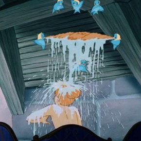 Cinderella cold water