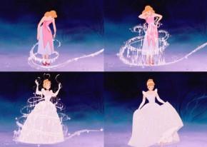 Cinderella se prépare le matin