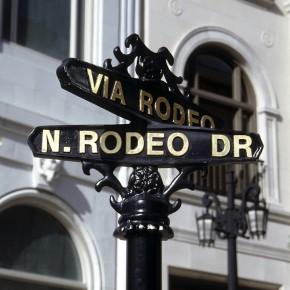 Choses à faire en Californie - Rodeo Drive