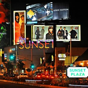things to do in Californie - sunset strip 0