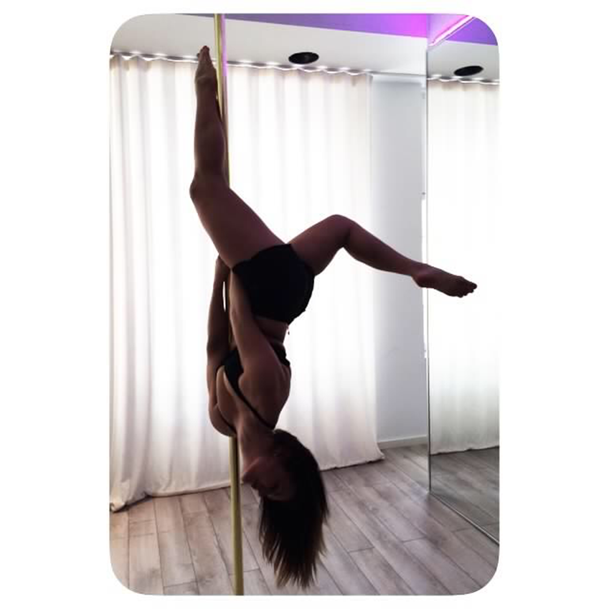 3 months challenge at milan pole dance studio the results blog and the city. Black Bedroom Furniture Sets. Home Design Ideas