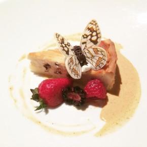 Azuridge estate dessert