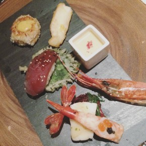 Azuridge seafood