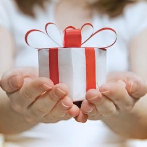 cadeau d'hôtesse