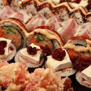 sushis à la maison