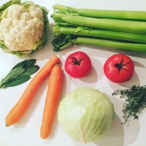 régime soupe légumes
