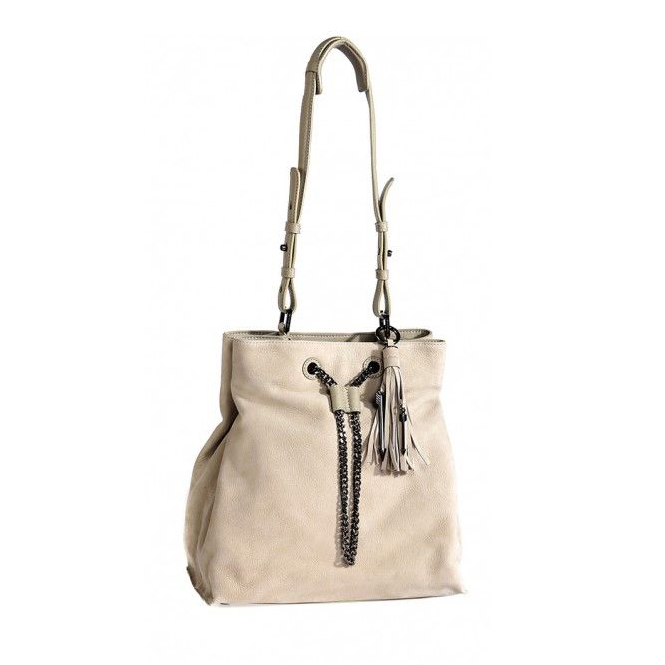 mode printemps 2016 sac à main beige