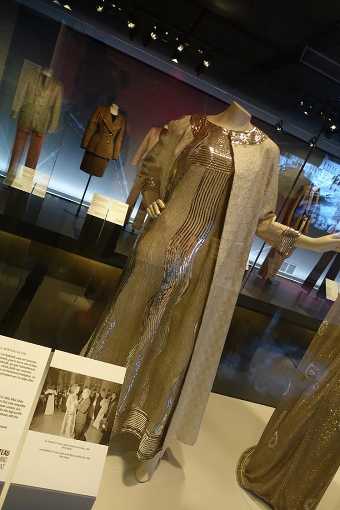 exposition eleganza: l'art du tailleur