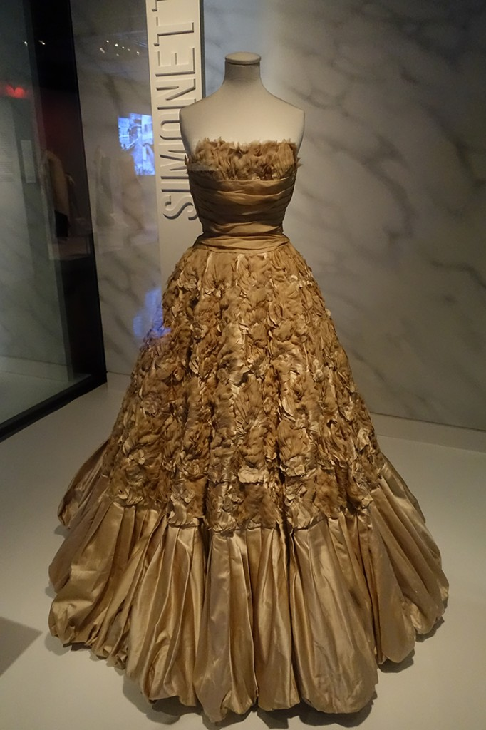 exposition eleganza: la naissance de la mode italienne