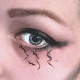 maquillages d'Halloween