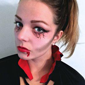 maquillages d'Halloween