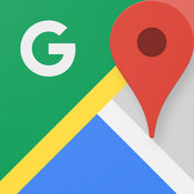 Google Map - applications mobiles de backpacking