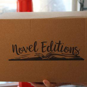 Boîte Novel Editions − © Kim Cayer-Roy