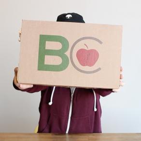 Boîte mensuelle Break Crate − © KimCayerRoy