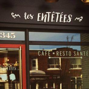 Café-Resto Les Entêtées