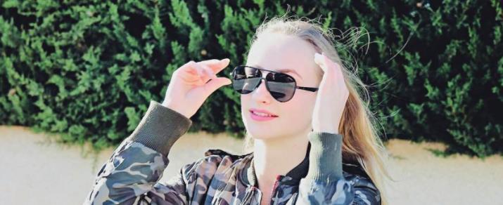 lunettes de soleil aviateur polaroid