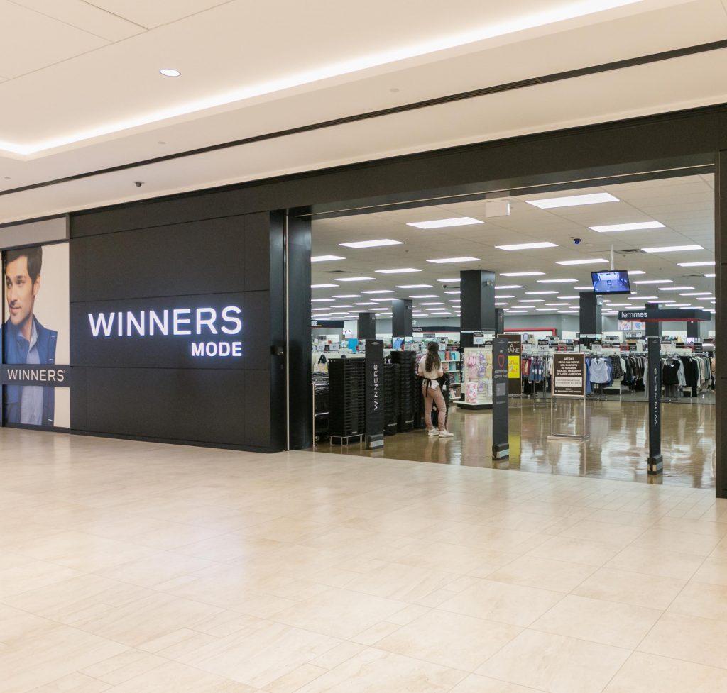 CF Galeries d'Anjou - Winners