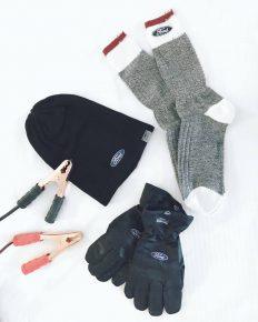 conduite hivernale kit de survie