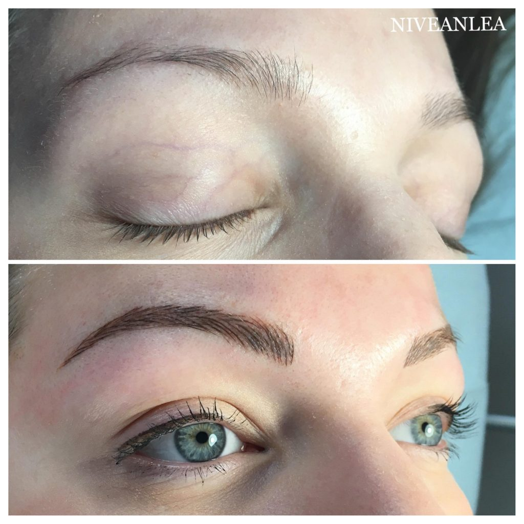 I FINALLY tested microblading - Blog And The City