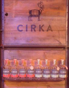 Cirka-Invasion Cocktail