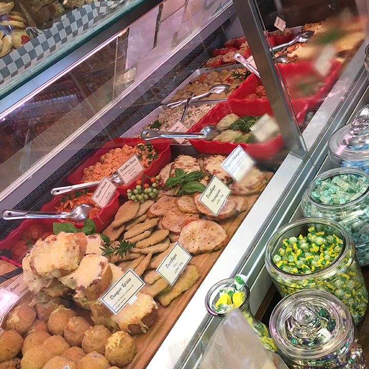 Boulangerie Lazio - bouffe