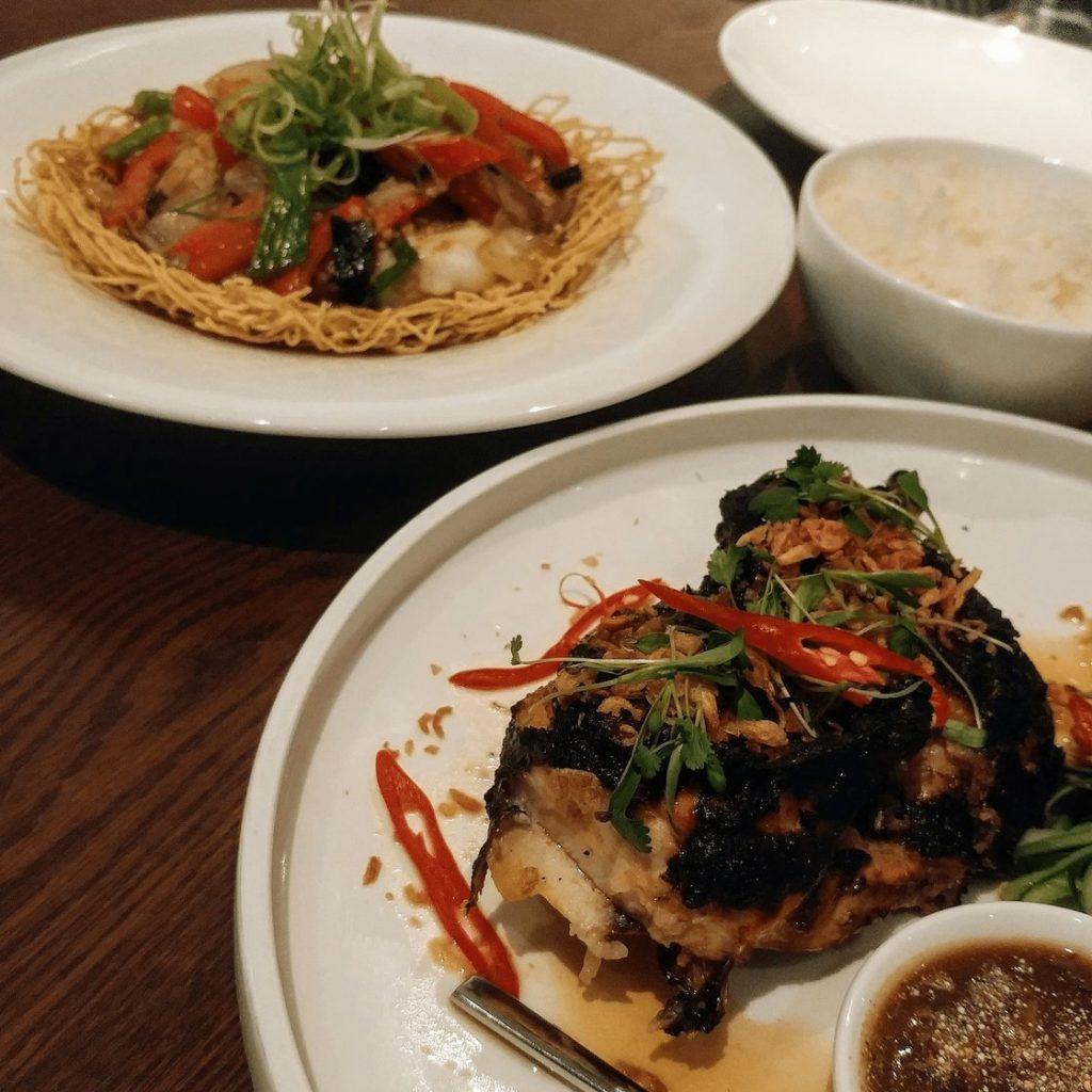 restaurant siam-deuxième service