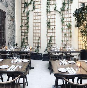 Ambiance du restaurant Jacopo