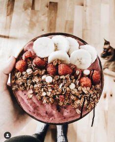 Déjeuner santé Oatbox