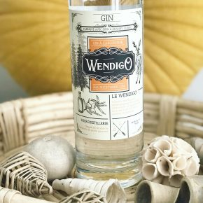 Wendigo Gin à l'argousier - Absintherie des Cantons