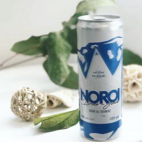 Alternative sans alcool: Brise-Glace - Distillerie NOROI - nouvelles boissons