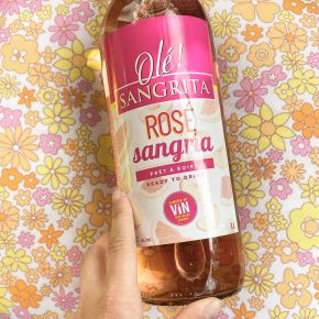 Bouteille Olé Sangrita