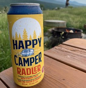 Boisson Happy Camper