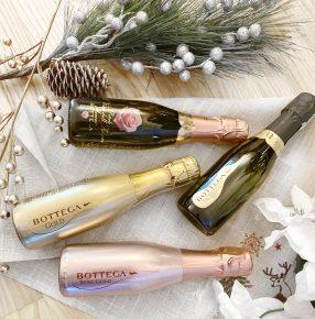 Boissons Bottega - coffret-cadeau de 4 bouteilles et sac à glace