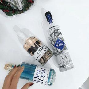 idées cadeaux gourmands - gin québécois